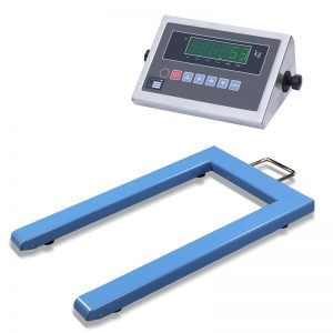 "ND1000 ""U"" Table scale"